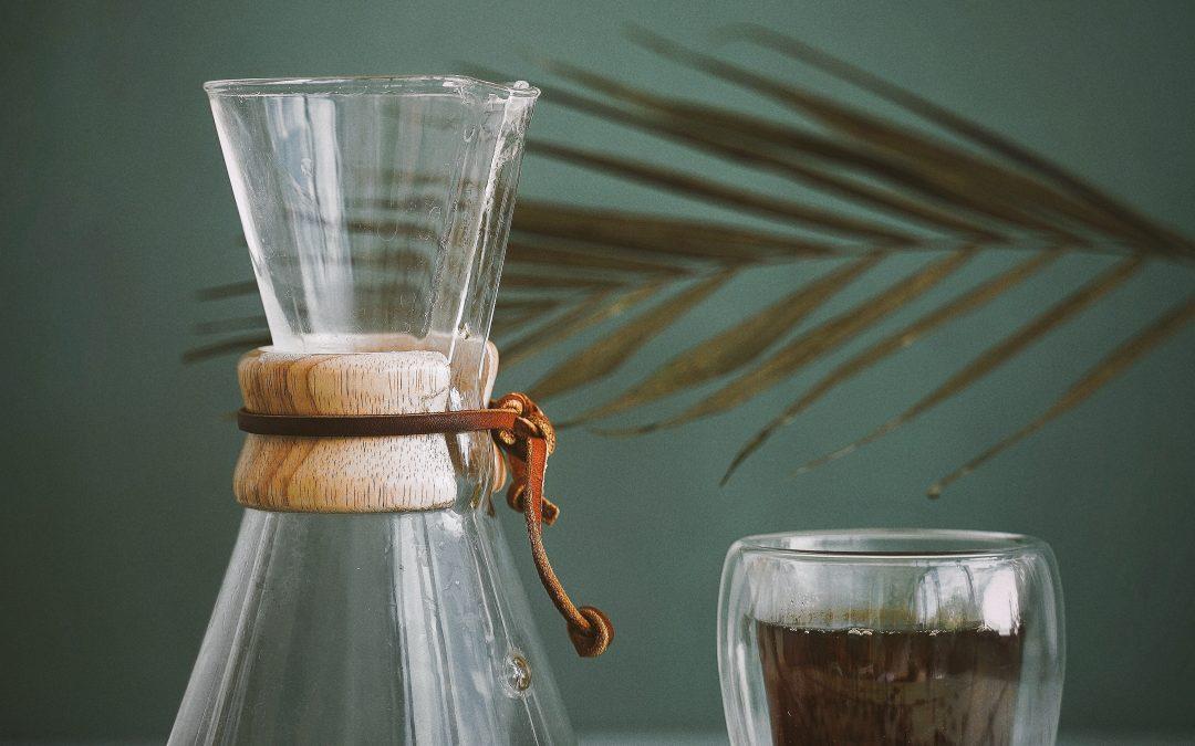 Maridajes con café